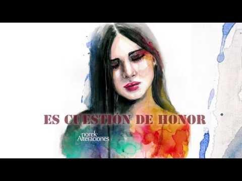 ·NOREK· Cuestión de honor (Lyric video)