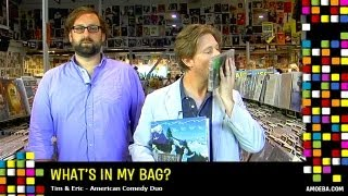Tim and Eric - What's In My Bag? thumbnail