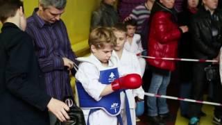 Соревнование по карате, ката и кумите / Кarate competition, kata and kumite