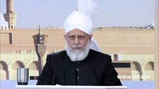 Fjalim mbyllës nga Hazret Kalifi i Pestë në Xhelsa Salanën e Kadijanit 2011