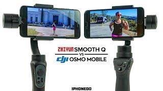 Zhiyun Smooth-Q vs DJI Osmo Mobile —Complete Comparison [4K] thumbnail