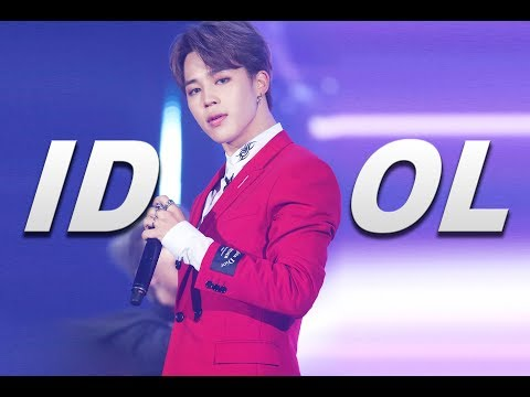 180830 SORIBADA 'IDOL' JIMIN Fancam (2 Angles)