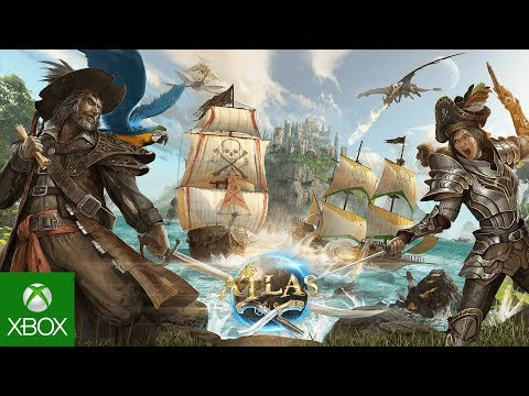 Pirate Adventure Atlas Joins Xbox Game Preview Gets Xbox