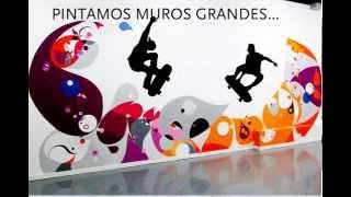 3TPINTAN -Murales artísticos-
