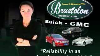 Connecticut GMC Buick Dealer. Brustolon, Mystic CT