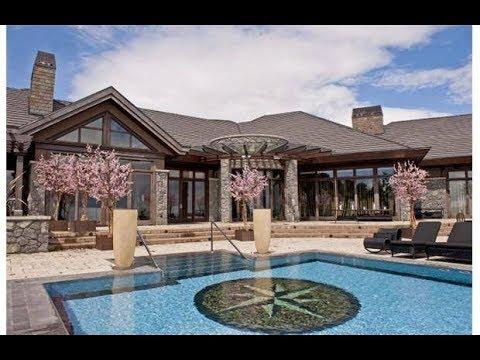 Dream Homes: Bachelor Canada House on Bear Mountain