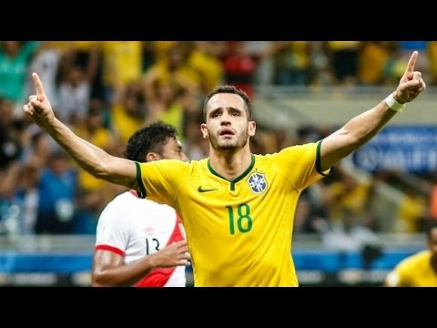 Renato Augusto ● Goals & Super Skills ● Corinthians and Brazil ● 2015-2016 |HD|