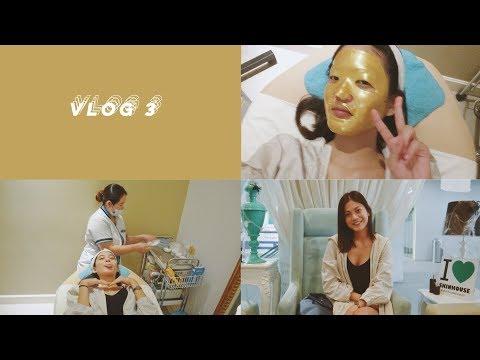 my first derma experience (diamond peel) // vlog ep. 3