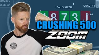 Crushing Zoom 500 Live in 2020 - Play & Explain ft. TheWakko