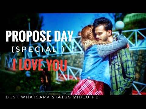 8 Feb - Propose day  Special Whatsapp Status Video  Valentine's Day Special Whatsapp Status Video