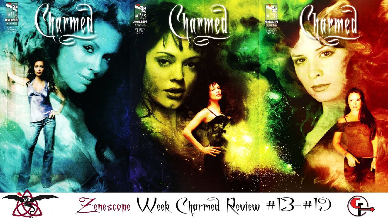 charmed series review Write a review featured which unlocks their dormant powers to transform them into the charmed ones murphy's new fx series should tackle instead of joan.