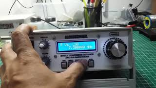 DC RECEIVER HF 0 - 30 MHz
