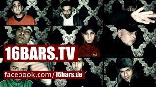 Haftbefehl feat. V.A. - Chabos wissen wer der Babo ist (Remix) (16BARS.TV PREMIERE)