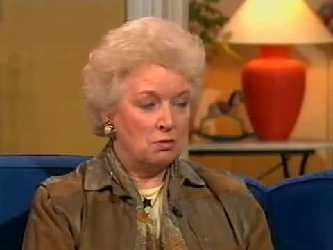 Bea Arthur & June Whitfield interview (Good Morning, 1993)