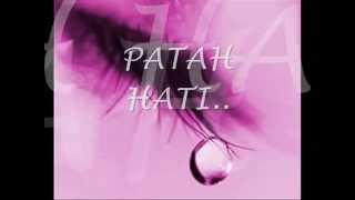 saujana-patah hati with lyrics