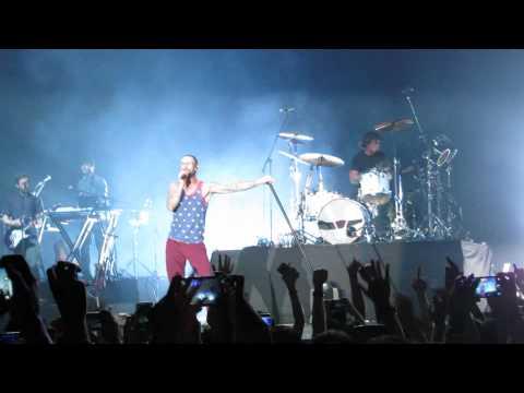 Maroon 5 V Tour Live in Hong Kong Full Concert Part 2