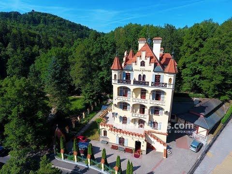 Detox Hotel Villa Ritter (Детокс отель Вилла Риттер), курорт Карловы Вары, Чехия - sanatoriums.com