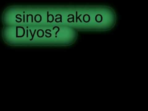Who Am I (tagalog version) Casting Crowns