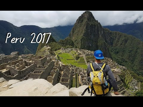 TRAVEL PERU - GOPRO HERO