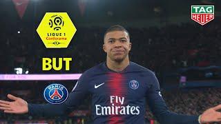 But Kylian MBAPPE (45' +2) / Paris Saint-Germain - Olympique de Marseille (3-1)  (PARIS-OM)/ 2018-19