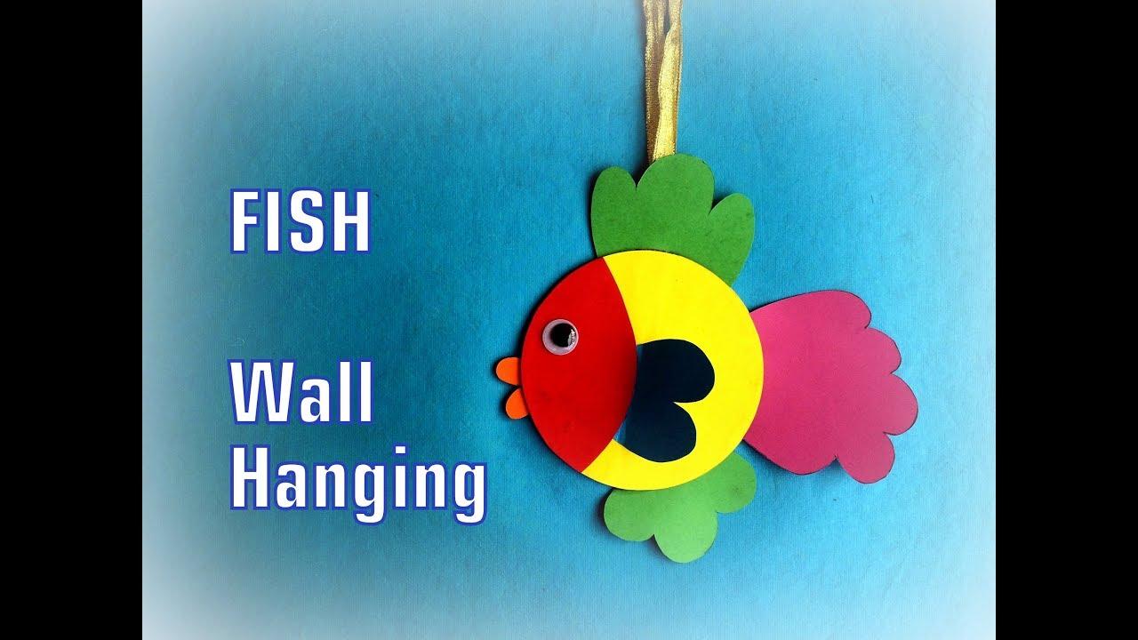 DIY Wall Hanging Craft Idea
