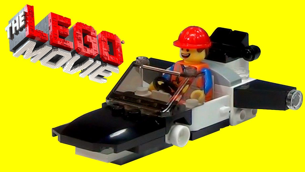 Lego Movie Emmet S Car