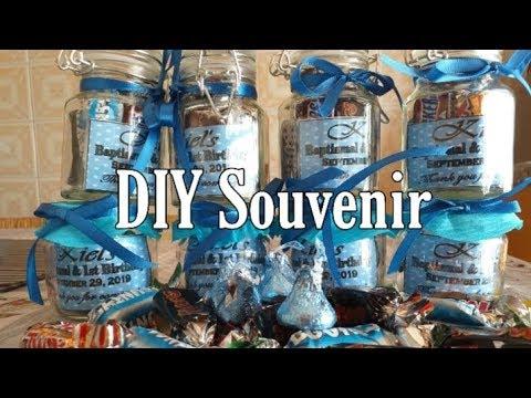 How to make a simple DIY Souvenir  | VLOG 30