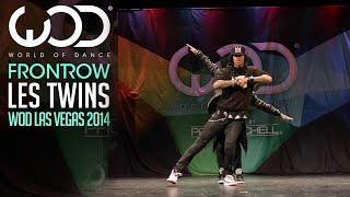Larry   World of Dance, Las Vegas   Les Twins