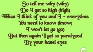 Dominik Büchele - Hazel Eyes lyrics