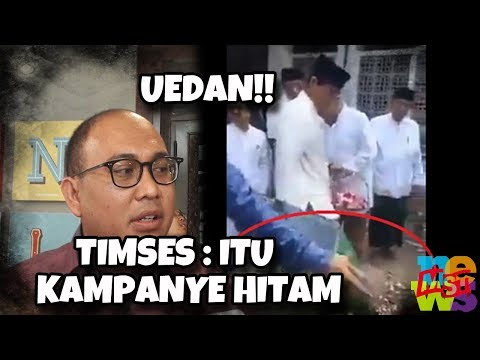 Uedan! Timses: Video Sandiaga Langkahi Makam Itu Kampanye Hitam! Pemerannya Siapa, Gen (de) ruwo? Mp3