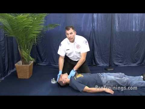 Unconscious Adult Choking
