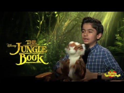 The Jungle Book Interviews: Neel Sethi