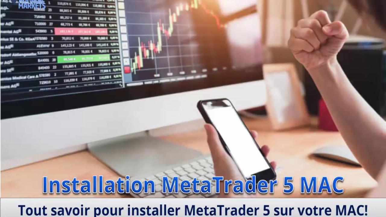Installation Metatrader 5 Mac Youtube