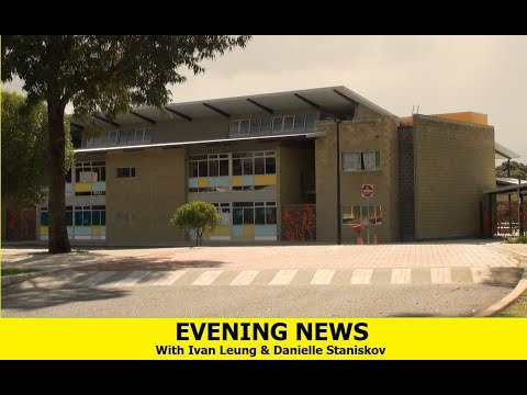 Evening News - [Education Cuts + Unemployment Rise]