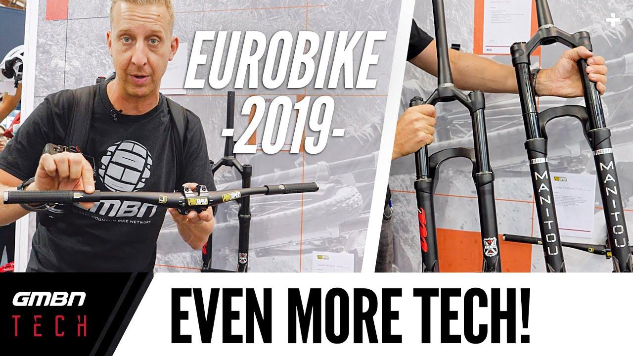 Wild Custom Paint, Kids Bikes & Components | Eurobike 2019 Part 4
