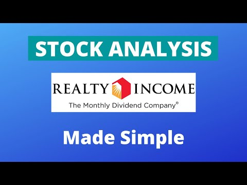 Realty Income (O) Stock Analysis. Why I Invest In This Real Estate Investment Trust (REIT)