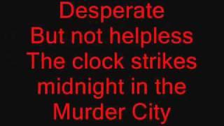 Green Day - Murder City Lyrics