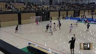 2018IH  女子ハンドボール 3回戦 福井商(福井県)vs 高水(山口県)