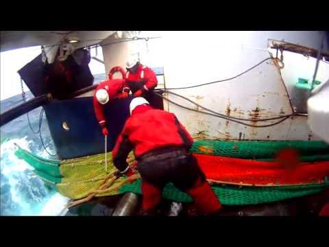 Deckhand's Job - Bering Sea