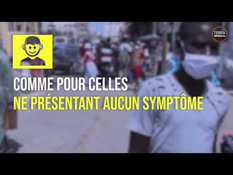 Le port du masque désormais obligatoire au Sénégal
