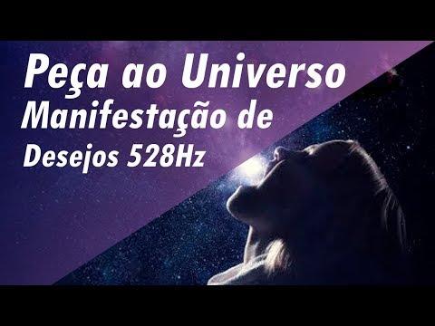 Peça ao UniversoTom dos MilagresManifestação de Desejos 528HzMeditação para Relaxamento e Sono