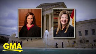 Supreme Court nominee frontrunners for Trump l GMA