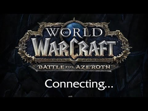 Mobile Gaming : World Of Warcraft BFA Companion App