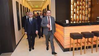 Ծաղկաձորում նոր բարձրորակ հյուրանոցային համալիր է բացվել