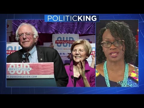Nina Turner talks about refueling the Bernie Sanders 'revolution' | Larry King Now | Ora.TV