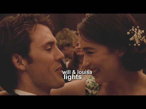 will traynor & louisa clark // lights