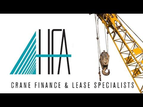 Crane Financing - Leasing Crane Financing