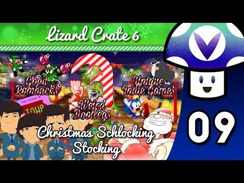 [Vinesauce] Vinny - The Lizard Crate #6: Christmas Schlocking Stocking