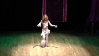 Modern Darbuka Mix. Danza Oriental. Avila