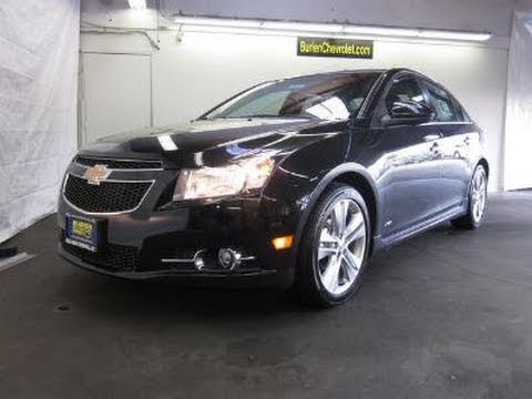 2011 chevrolet cruze ltz rs start up engine and in depth. Black Bedroom Furniture Sets. Home Design Ideas